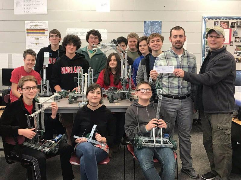 GHS robotics club