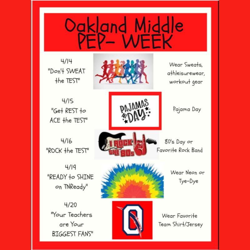 pep week