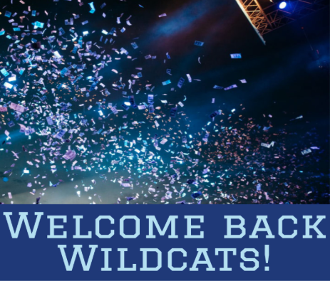 Welcome Back Wildcats! Featured Photo