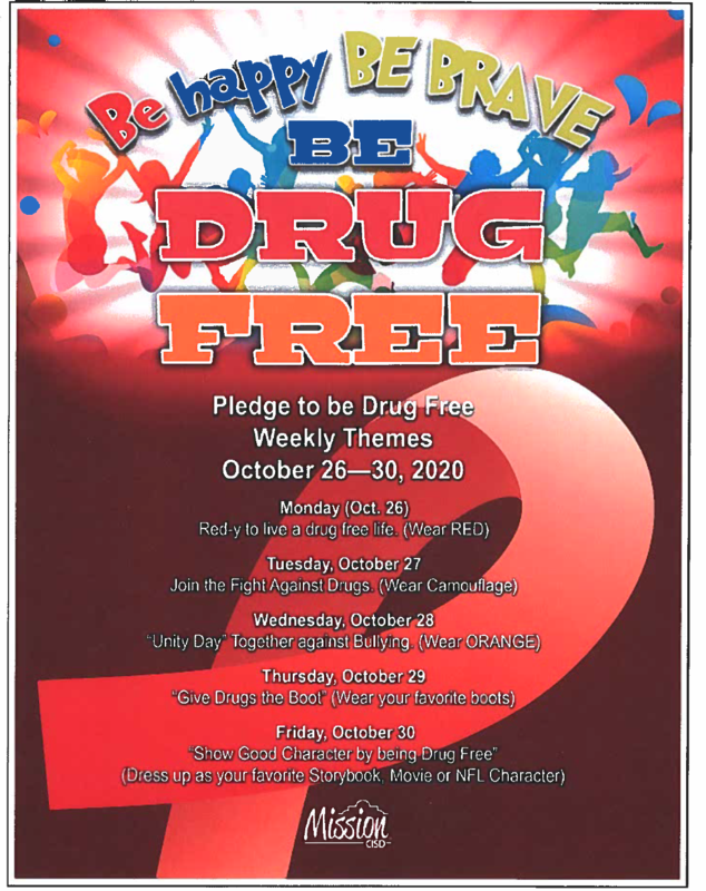 Red Ribbon Week Themes - Click here for more information! Featured Photo