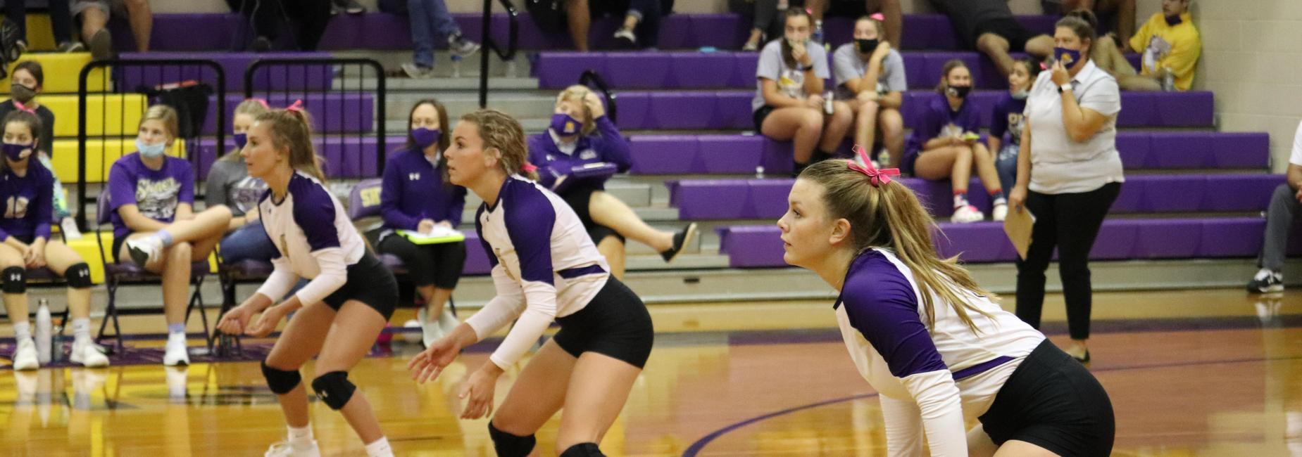 lady comanches volleyball