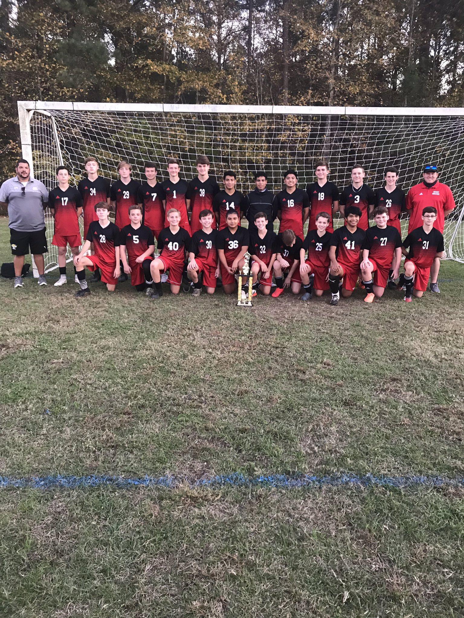 WLHS 2020 Boys Soccer Team