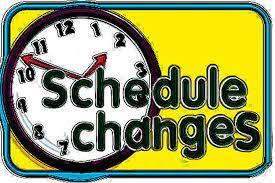 **Click Here** to see new schedule starting March 29th Featured Photo