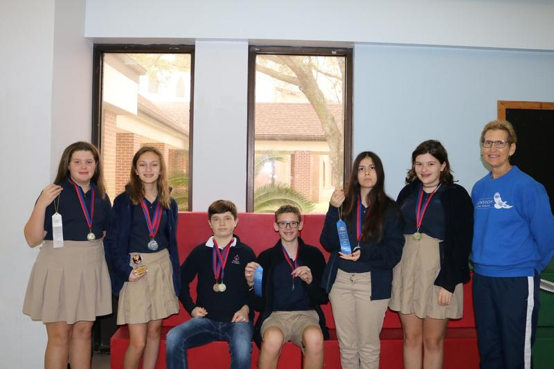 AES Middle School wins Competition Featured Photo