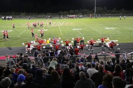 Homecoming Friday Night 23 September 2016 Field