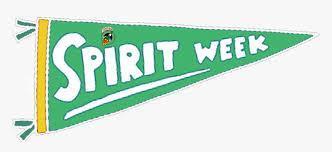 spirit week clipart
