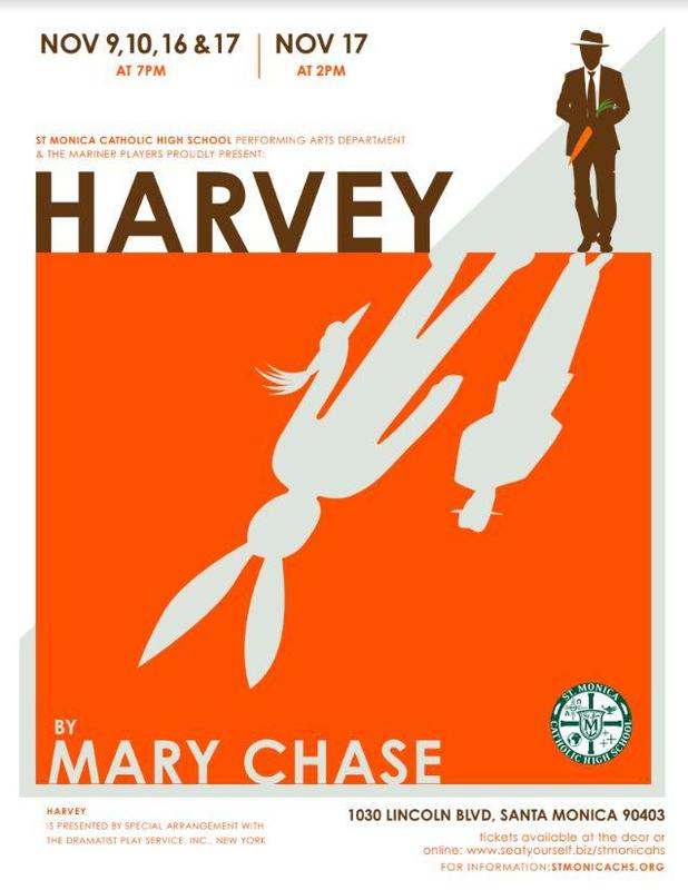 Performing Arts Department & The Mariner Players Proudly Presents:  HARVEY Featured Photo