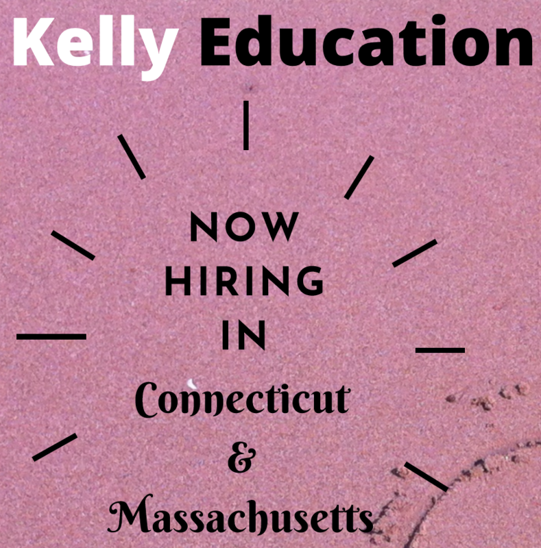 Kelly Education Hiring Banner