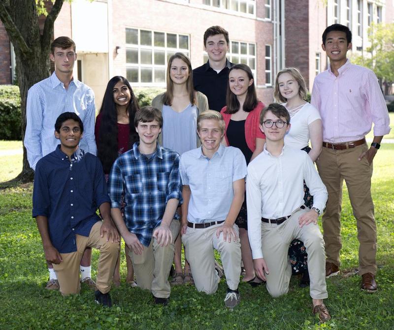14 RCS seniors named National Merit semifinalists Thumbnail Image