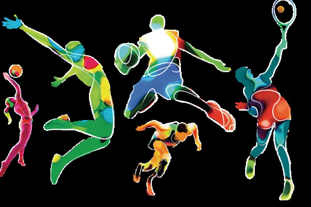 sports heading art