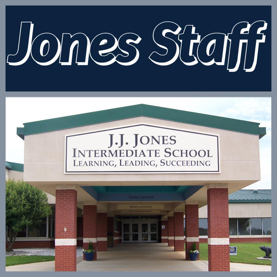 Jones Staff