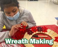 Rec Activities: Wreath Making