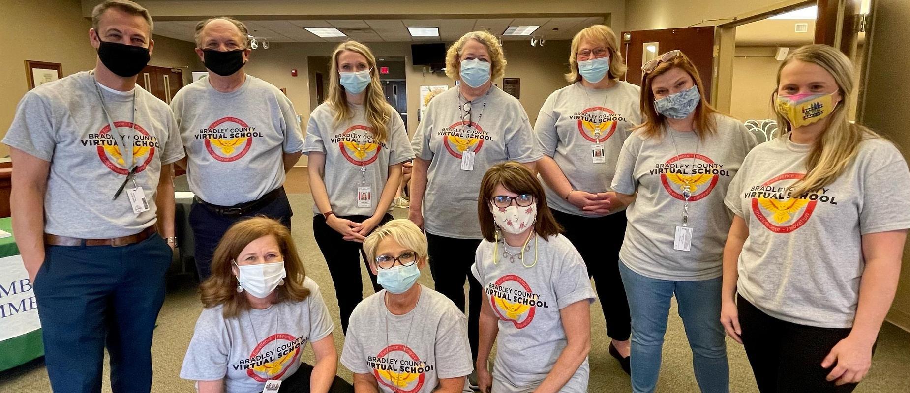 BCVS Staff, Bradley County Virtual School, Virtual, Bradley County