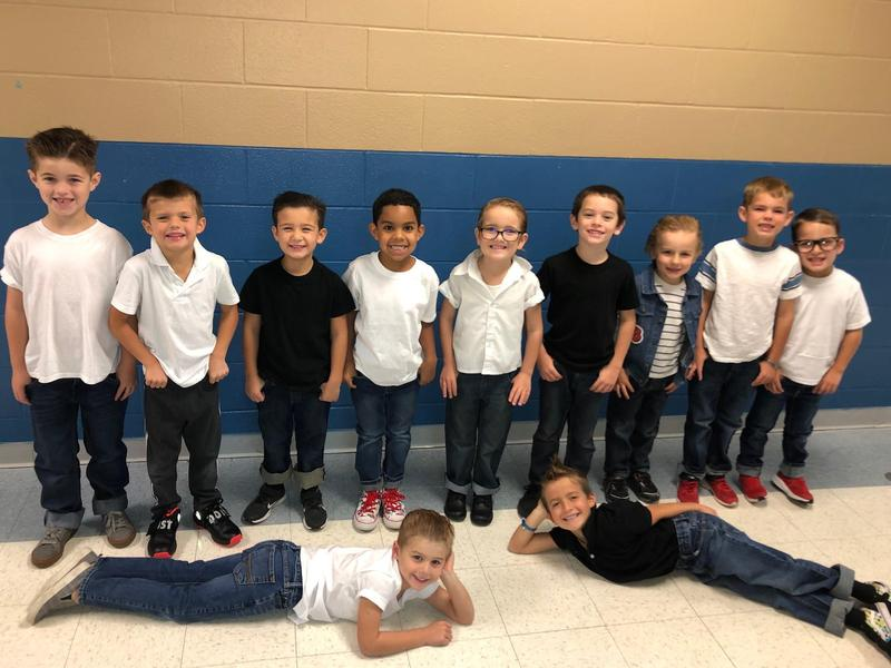 50th Day of School dress up 50's