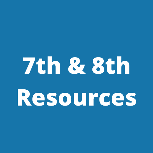 7th & 8th Resources