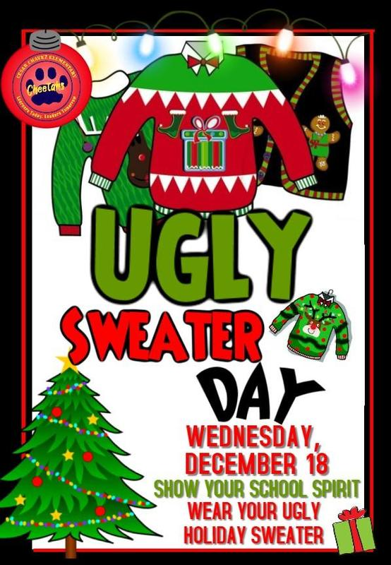 UGLY SWEATER DAY Featured Photo