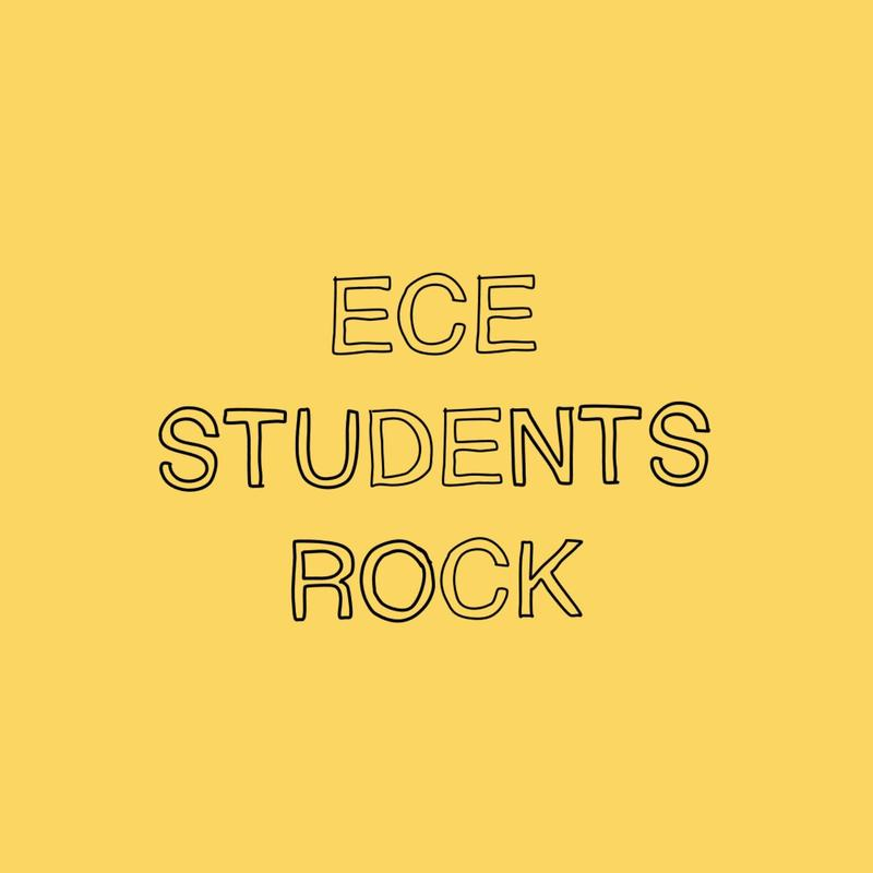 ECE students rock!