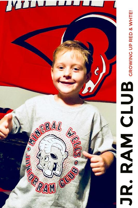 join the jr ram club today!