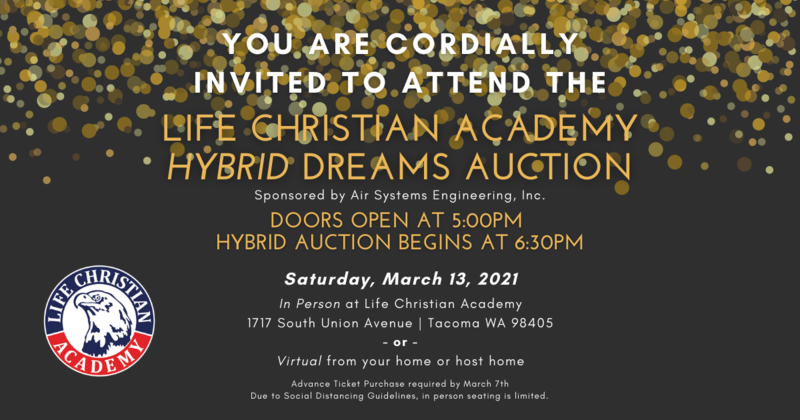 LCA Dreams Auction Featured Photo