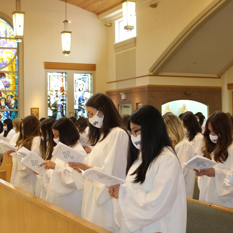 Class of 2021 Graduation Liturgy and Awards Featured Photo