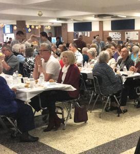 Senior Citizens' Dinner