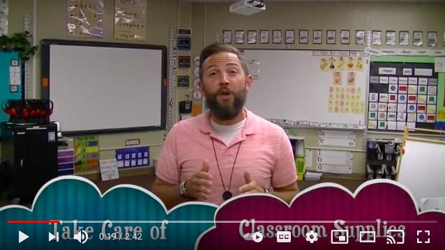 This Week's Behavior Expectation Focus Video