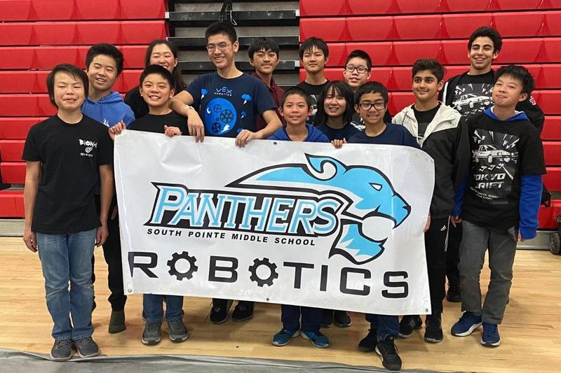 Support our SPMS Robotics teams!!! Featured Photo