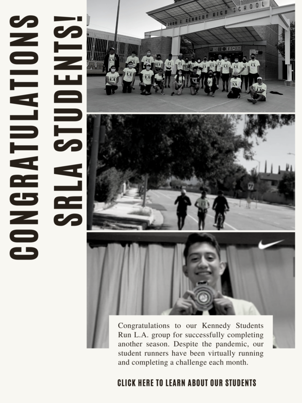 Congrats to Our SRLA Students! Featured Photo