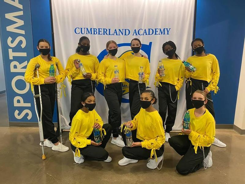Maidens Dance Team Featured Photo