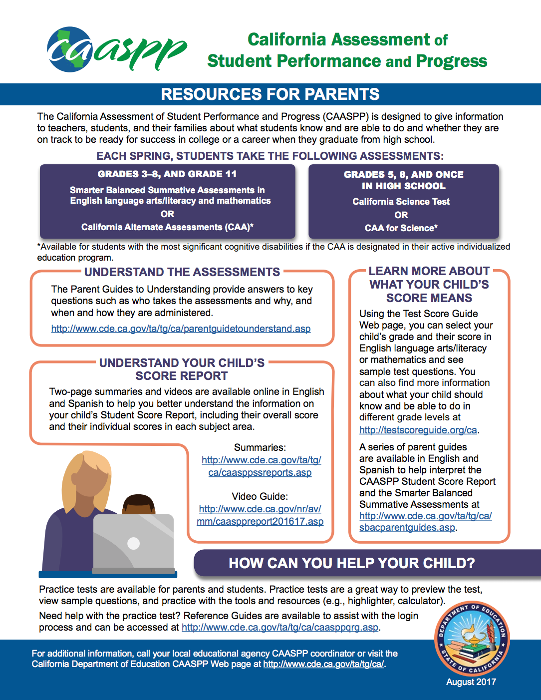 SBAC Parent Resource Guide