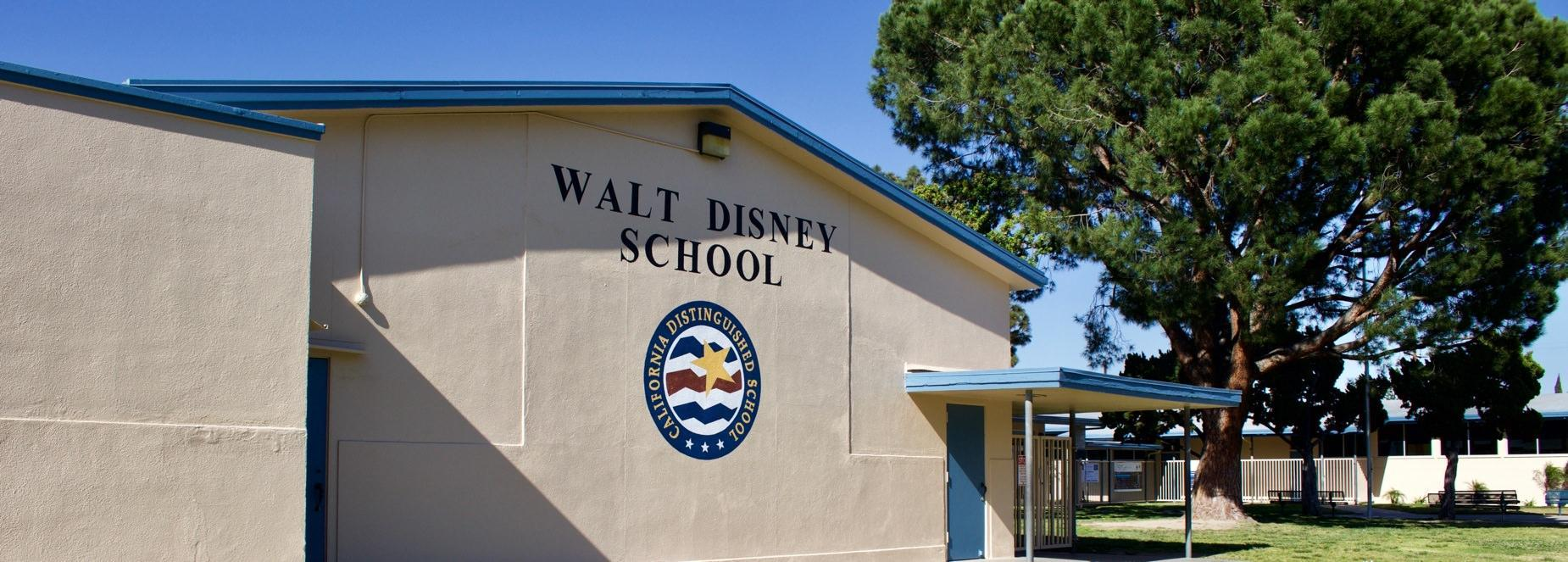 Walt Disney School