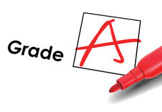 Letter Grade of A