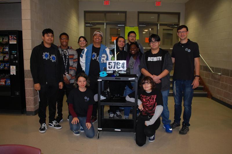 Congratulations to the Reagan Robotics Thumbnail Image