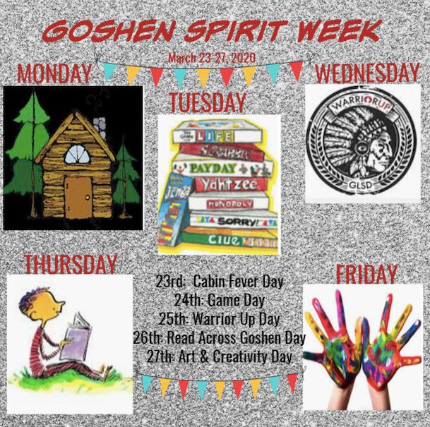Spirit Day Flyer