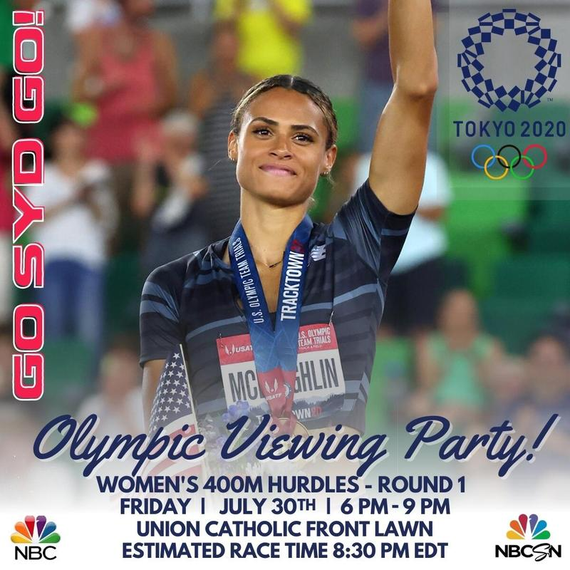 UC hosting Viewing Party for Sydney McLaughlin's Opening Round Race at the Tokyo Olympics on Friday Thumbnail Image