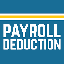 PAYROLL DEDUCTION