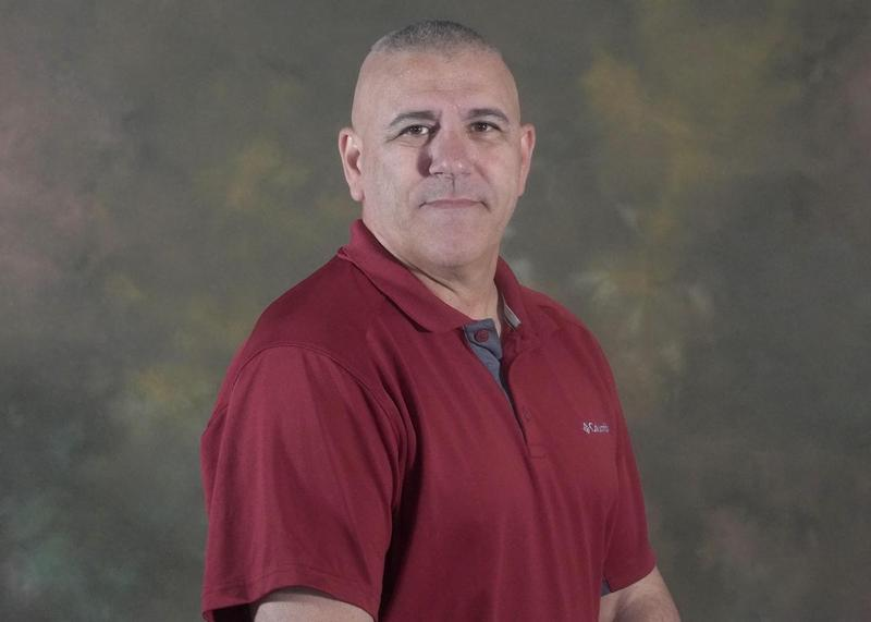 Tony Ferreira- FCTC Teacher of the Year