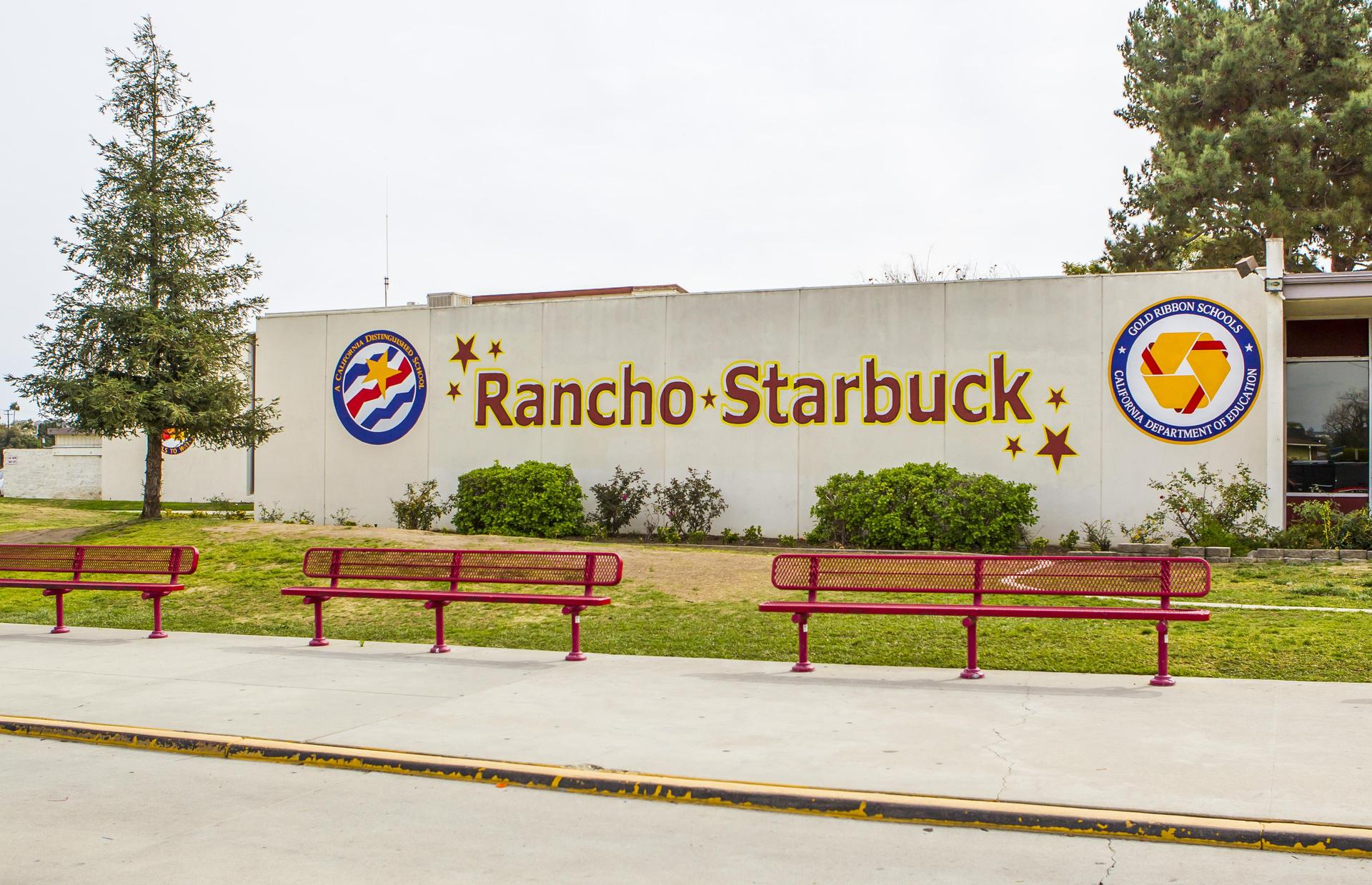 Rancho Starbuck Junior High