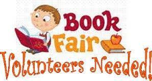 Scholastic Book Fair Volunteer Needed (Long Term) Featured Photo
