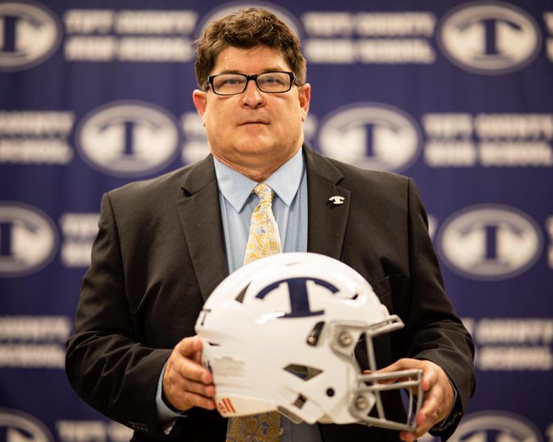 Noel Dean named Tift Head Football Coach Featured Photo