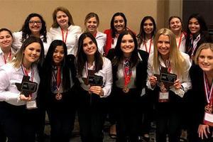 FHS FCCLA Winners