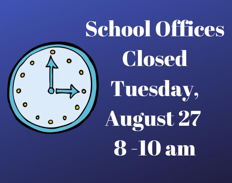Closed 8.27.19