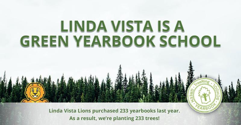 233 Trees to Be Planted in Linda Vista's Name