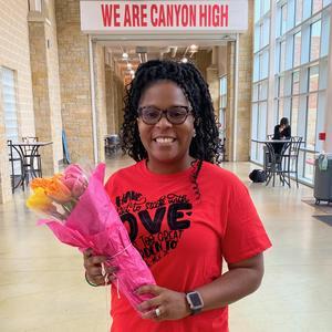 Shalonda Davis Secondary TOY