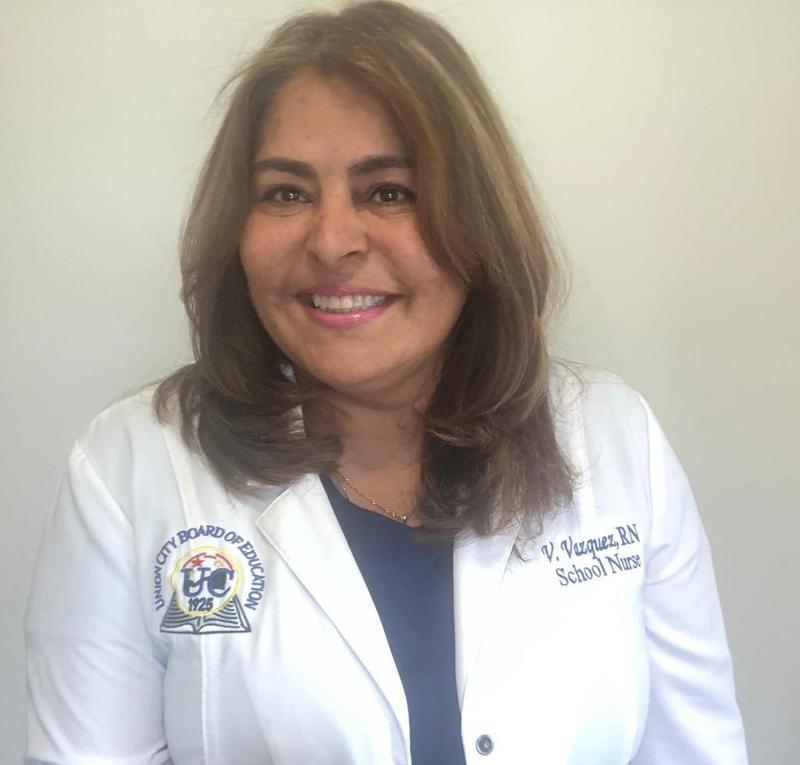 Nurse Victoria E. Vazquez
