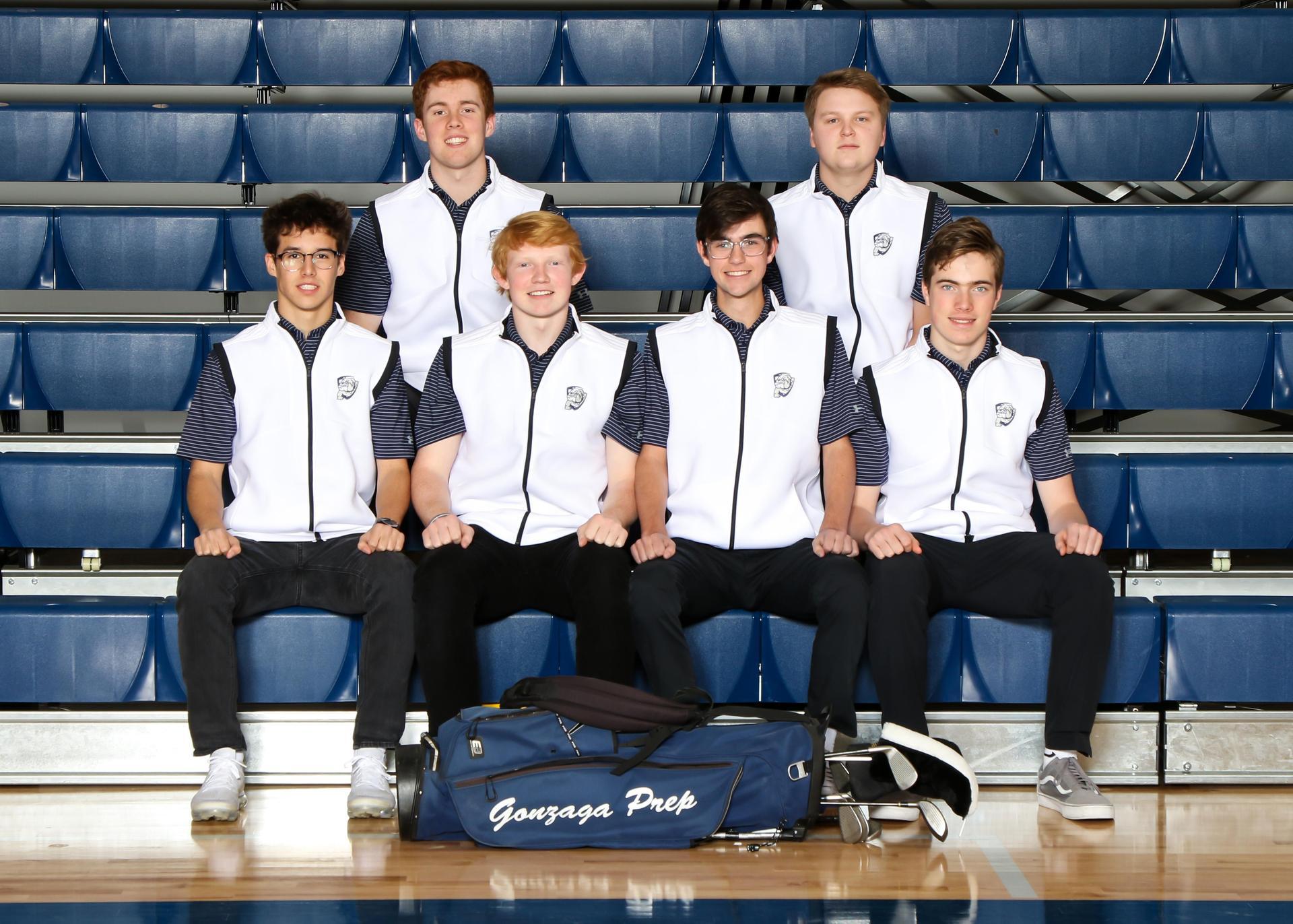 2019 Boys Varsity Golf Team