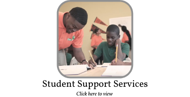 Student Support Services Graphic