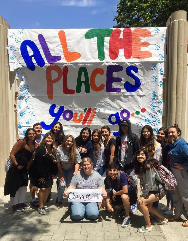 Whittier High Celebrates College-Bound Seniors Featured Photo