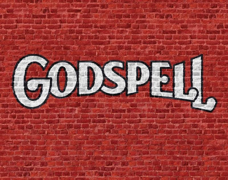 godspell brick wall