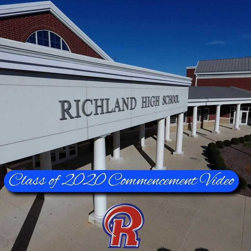 Richland High School 2020 Commencement Video Featured Photo